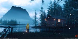 3d rendering done in Corona Renderer - www.corona-renderer.com